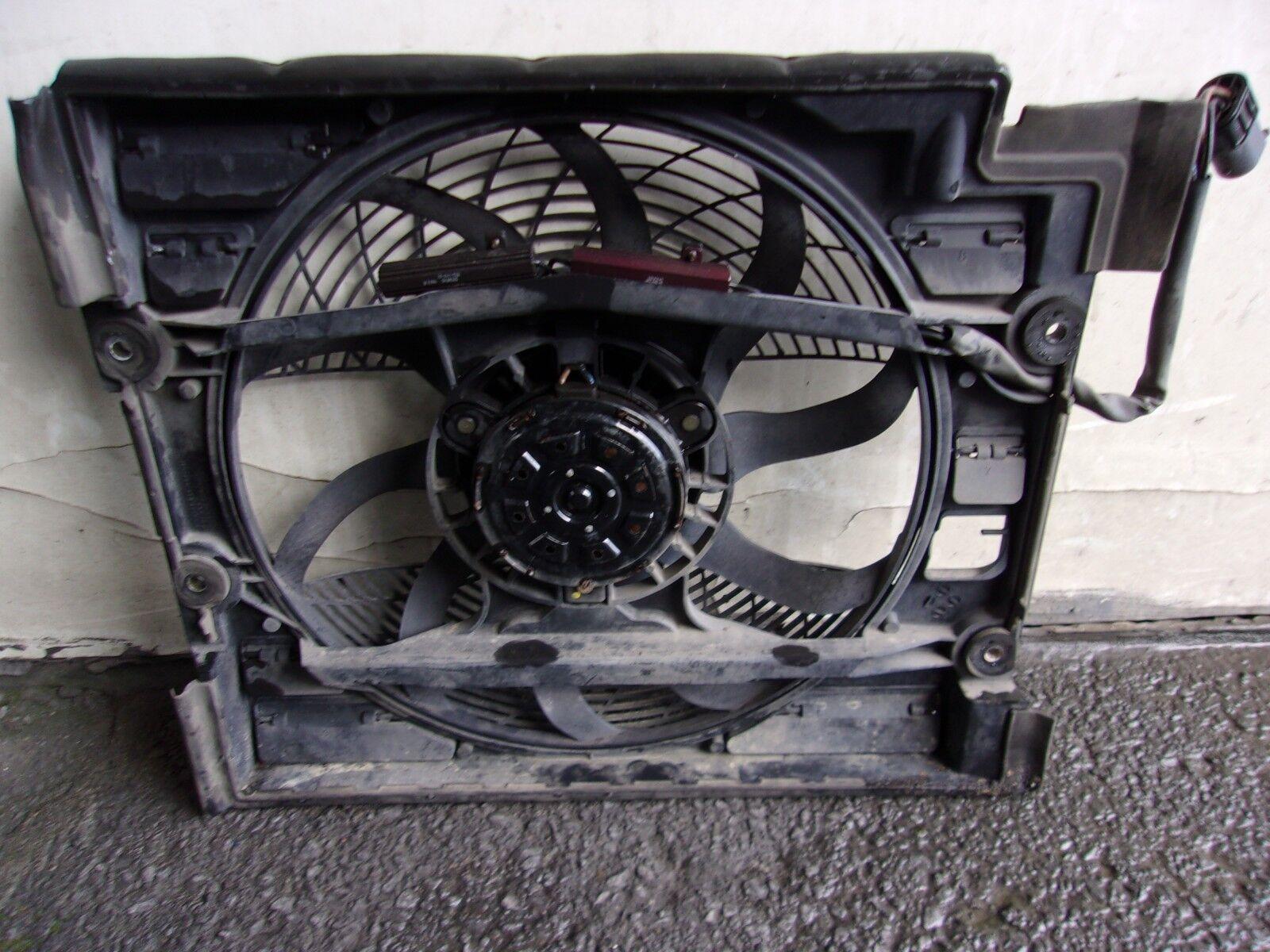 Cooling Fan Fits Bmw 528 I 540 E 39 Oe 64548380780 Ebay Pusher Ac Wiring