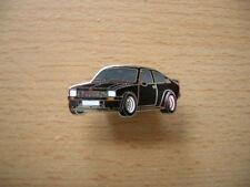 Pin Anstecker Opel Kadett C schwarz black Art. 7015