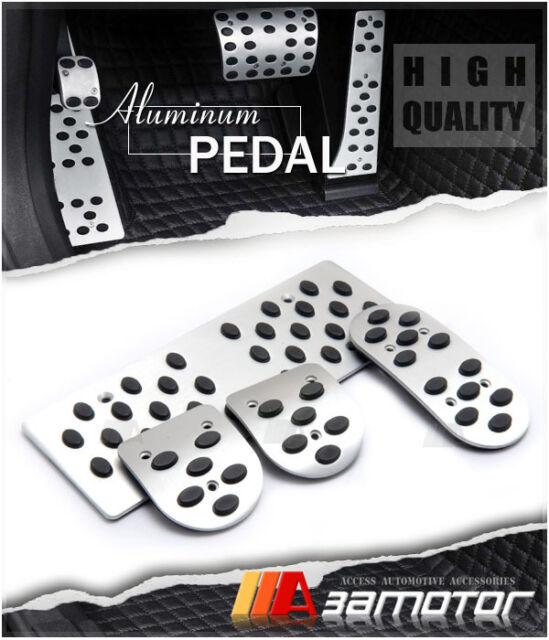Manual Transmission MT Pedal Set + Footrest For ACURA 1999