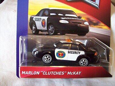 "DISNEY PIXAR CARS MARLON /""CLUTCHES/"" MCKAY DINOCO 400 2019 SAVE 6/% GMC"