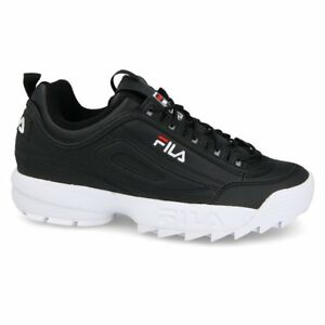 Details about Fila Disruptor Low Black Men