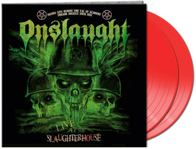 Onslaught - Live at the Slaughterhouse