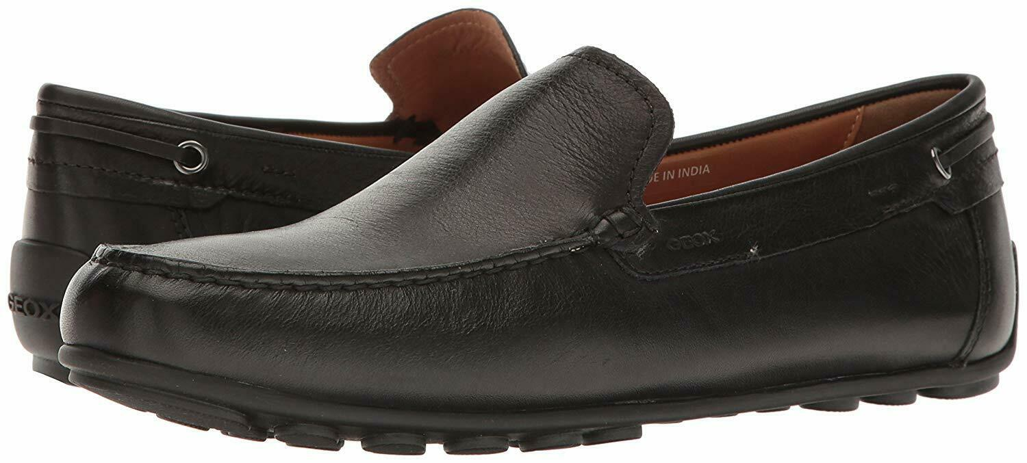 Homme Geox M Giona 8 Chaussures Bateau Taille 8.5