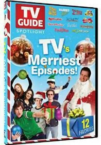 Tv-Guide-Spotlight-Tv-039-s-Merriest-Holiday-Episodes-2014-DVD-NEW