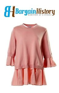 Dianne-Wiest-SCREEN-WORN-Pink-Sweater-from-Life-In-Pieces-Joan-Short-Prop