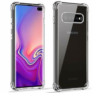 CLEAR-Case-For-Samsung-Galaxy-S10-Plus-S9-S8-A20e-A40-A70-A10-Gel-Shockproof