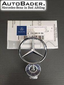 Mercedes Benz Motorhauben-Stern W210