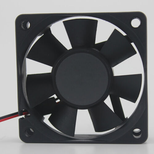 for SUNON KD1206PHB2 6015 6cm 60mm DC 12V 0.19W 2Wire Silence axial fan