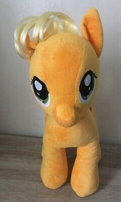 Aggressivo My Little Pony Applejack Apple Jack Grande Build A Bear Orsacchiotto Peluche Ragazzi Ragazze-mostra Il Titolo Originale Elaborato Finemente