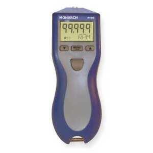 Monarch-Pt99-Tachometer-5-To-99-999-Rpm
