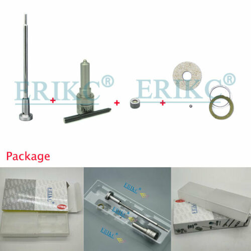 Injector 0445110376 0445110594 Repair Parts Nozzle DLLA145P2168 Valve F00VC01383