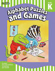 Alphabet puzzles and games: Grade Pre-K-K by Spark Notes (Mixed media product, 2011)