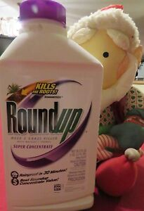 Round-Up-Super-Concentrate-Weed-Grass-Killer-Purple-Red-Poison-Ivy-Yellow-choice