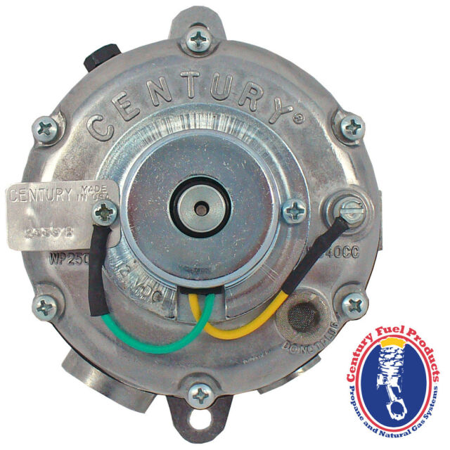 CENTURY 2379 P2379 PROPANE G85 G 85 VAPORIZER CONVERTER REGULATOR MANUAL PRIMER