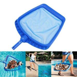 Pool Leaf Skimmer Rake Net Swimming Spa Fish Tank Tub Cleaning Leaves Mesh Tool