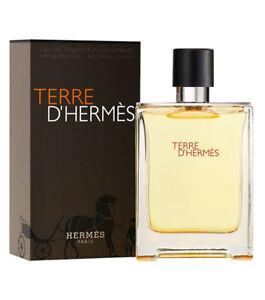 Parfum Terre D'Hermès | Eau de Toilette 200 ml | Parfumerie