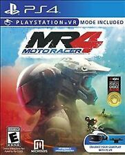 Moto Racer 4 (Sony PlayStation 4) PS4 new sealed video game racing