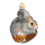 thumbnail 1 - Old-World-Christmas-HUNGRY-SQUIRREL-12277-N-Glass-Ornament-w-OWC-Box