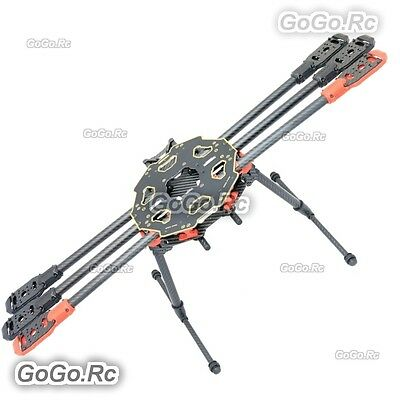 Tarot 680PRO Six-Axis Folding Hexacopter Aircraft Drone Frame Kit - TL68P00