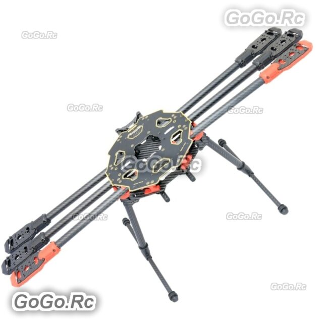 Tarot 680pro Six-axis Folding PCB Hexacopter Aircraft Frame Kit ...