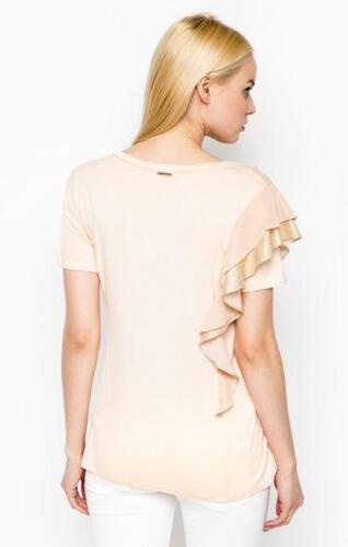 Vari shirt Liujo Varie Col T Tag Fashion Donna UgqPgw