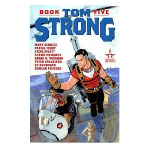 Details about Tom Strong Book Five - Schultz, Ferry - Graphic Novel - BRAND  NEW - Volume 5
