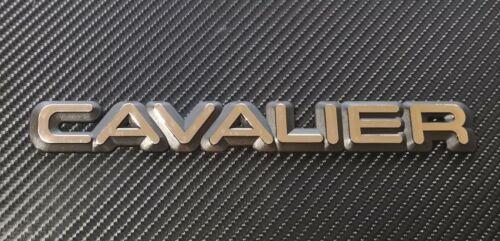 Vauxhall Reproduction  Cavalier Mk3 Badge Opel