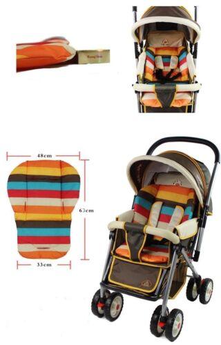 Polsterauflage Auflage Trageschale Kinder-Autositz Buggy Kinderwagen Hochstuhl