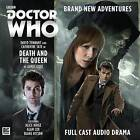 The Tenth Doctor: Death and the Queen by James Goss (CD-Audio, 2016)