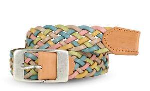 Cintura M CORREA Cuero Trenzado 3709/5961 Primavera + Nuevo + .