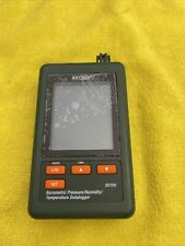 Extech Sd700 Pressure Humidity And Temperature Data Logger Works Great