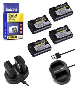 LP-E6-Battery-Dual-Charger-for-Canon-EOS-80D-6D-7D-70D-60D-5D-Mark-II-III