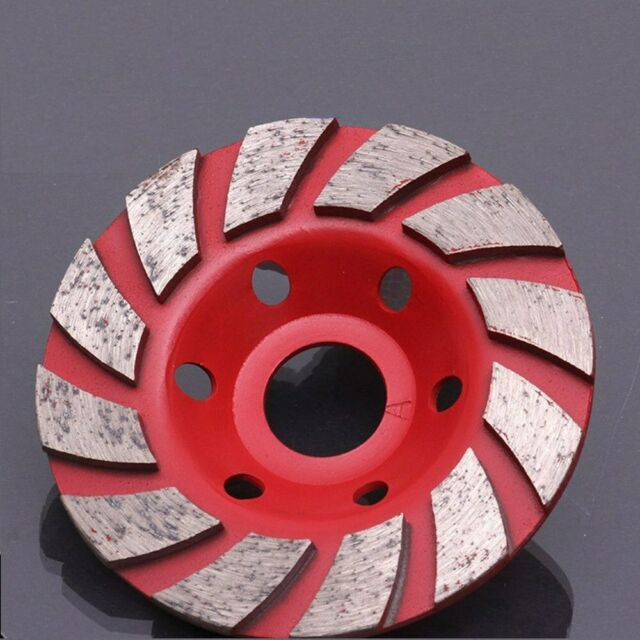 FN Convolute Wheel Metal Finishing 6x1x1