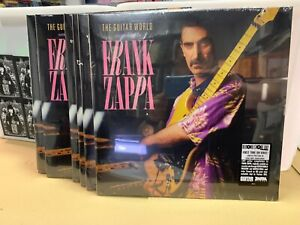 The Guitar World According To Frank Zappa LP RSD 2019 Versiegelt