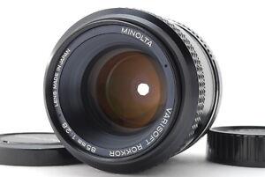 RARE-NAER-MINT-MINOLTA-VARISOFT-ROKKOR-85mm-F-2-8-Soft-Focus-Lens-From-JAPAN