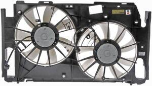 Engine-Cooling-Fan-Assembly-Dorman-620-598-fits-06-12-Toyota-RAV4-3-5L-V6