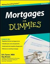 Mortgages For Dummies, 3rd Edition by Eric Tyson, Ray Brown