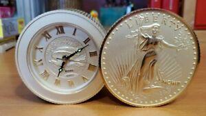 Bulova-Vintage-Liberty-Alarm-Clock