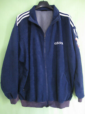 Veste Adidas One World marine Vintage Fiftyone Jacket 80'S 180 L | eBay