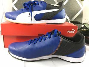 f73d2c55dda NEW in BOX PUMA evoSPEED 1.4 SF Men s Shoes sneakers BLUE HOLIDAYS ...