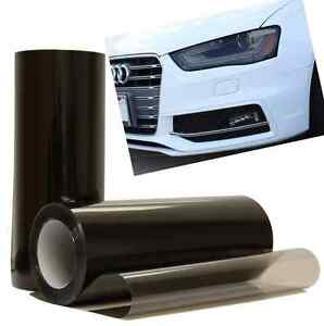 12-034-x24-034-Car-Smoke-Fog-Light-Headlight-Taillight-Tint-Vinyl-Film-Sheet-Sticker-US