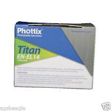 Phottix Enel15 Enel-15 Battery D7000 D7100 by Agsbeagle