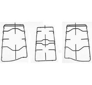 Details zu GE8031 Kit 3 griglie piattina nera lucida x piano cottura Franke  Trend 4 fuochi