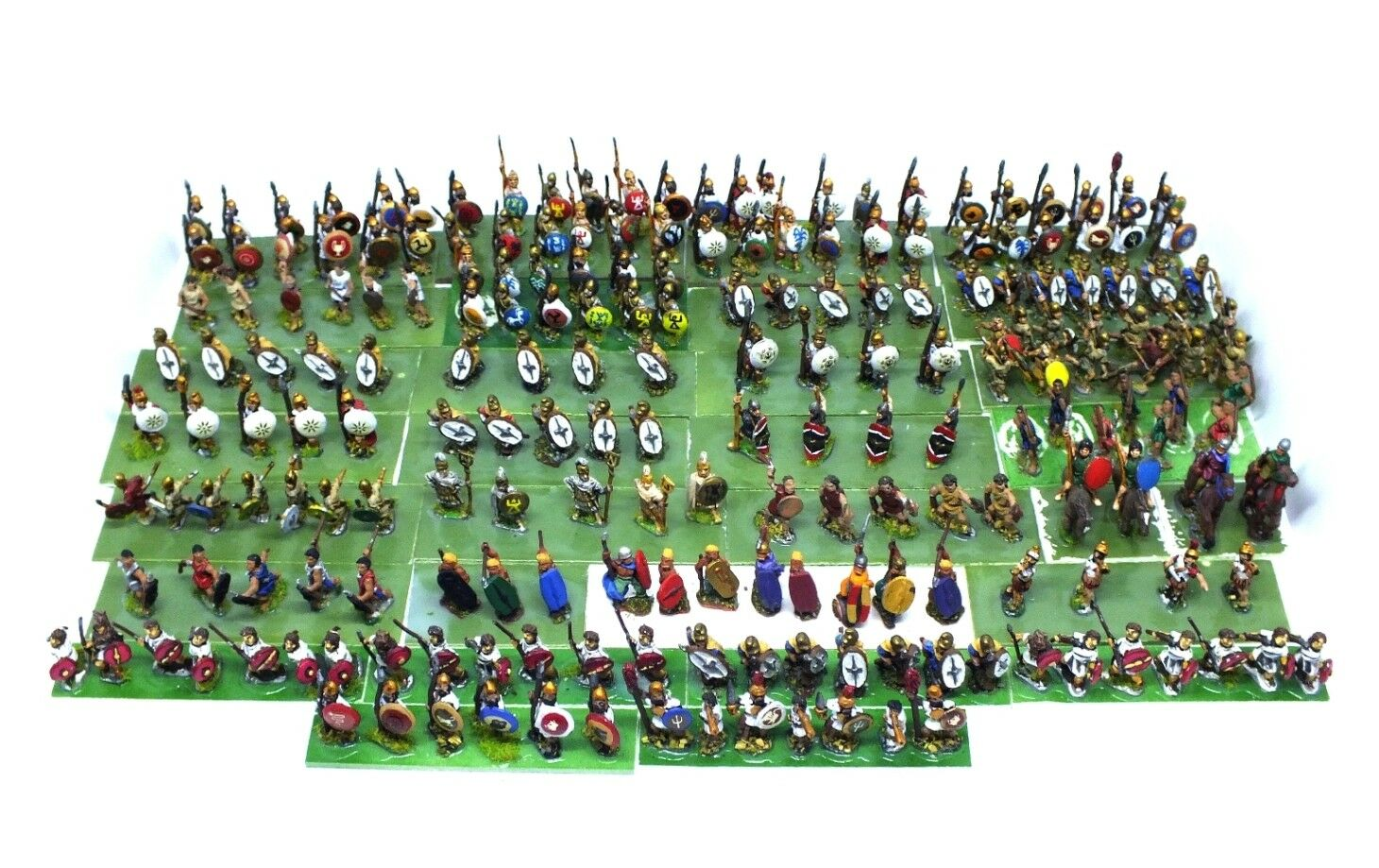 Carthaginians ancient army (painted) - 15mm