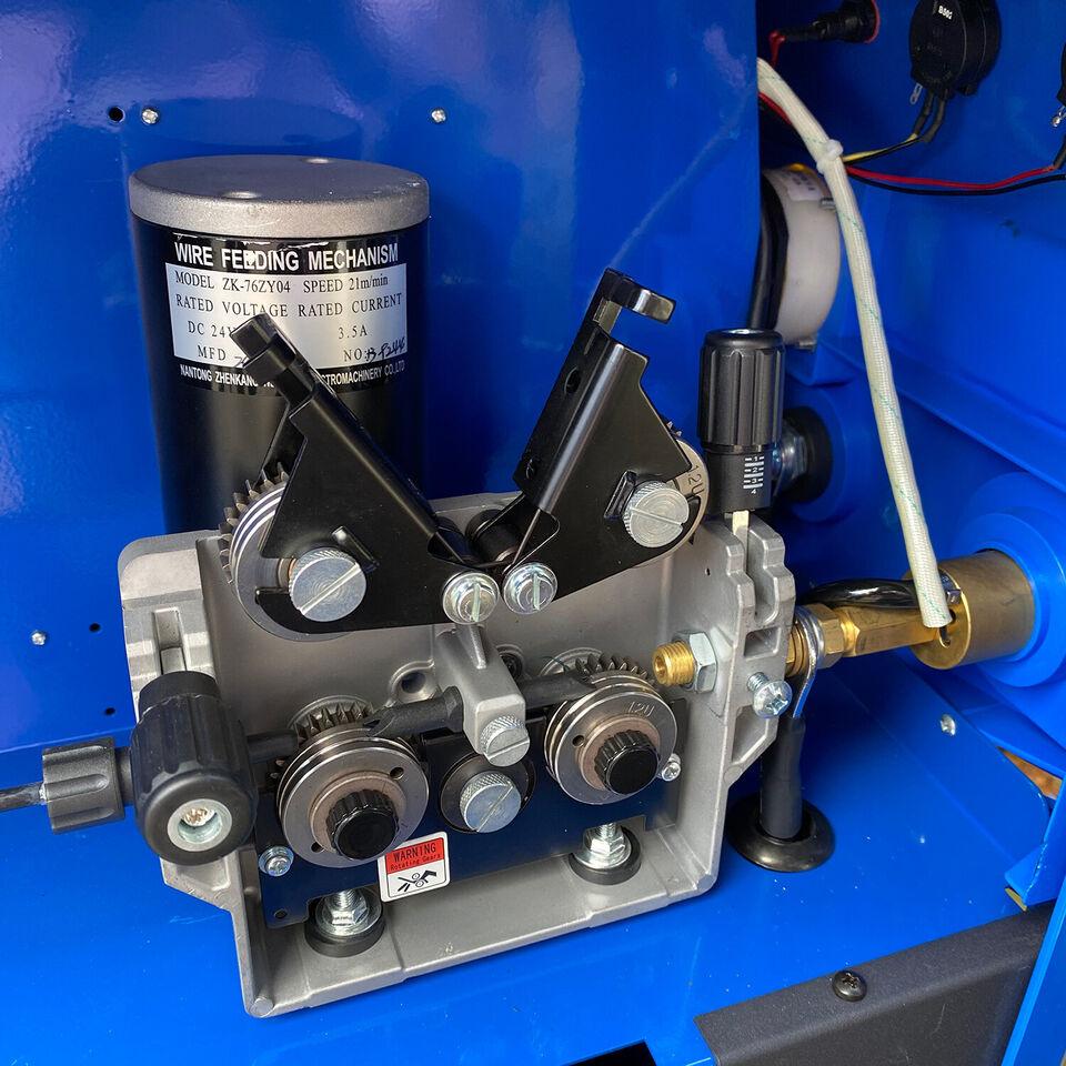 Komplet sæt – MIG-315P Dobbelt Puls MIG/MAG med...