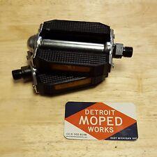 """NEW Moped Pedals 9/16"""" Puch E50 ZA50 Tomos Motobecane AV7 Minarelli V1 Garelli"""