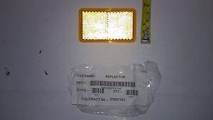 Orange-Reflecteur-Cote-Marqueur