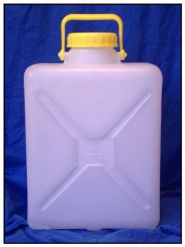 Wasserkanister Weithalskanister Bügelkanister 14 Liter Kanister Wohnmobil Womo