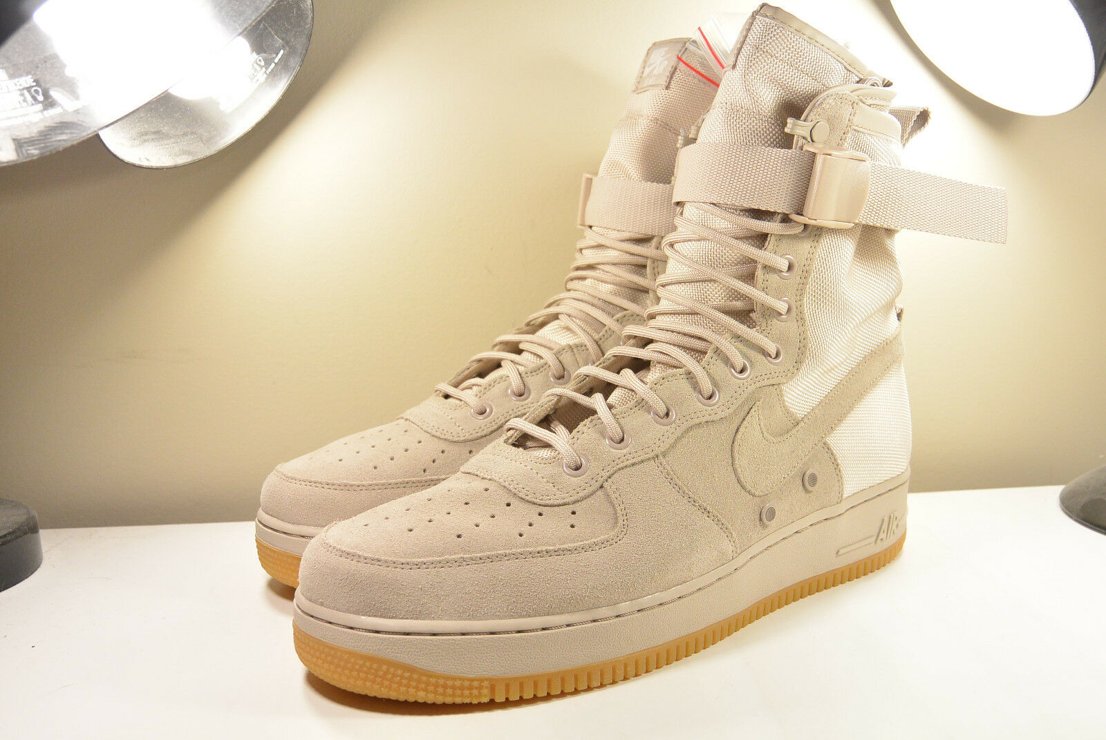 ds nike 2017 2017 nike sf af1 af1 sf air force 1 spcial foamposite suprme a0402a