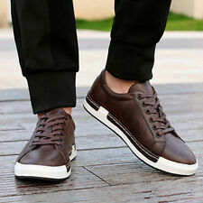 80198aa3c66a Fleet & Foster Mens Stonehaven Lace up Casual Shoes Brown 8 US for ...